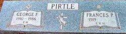 George F Pirtle