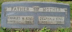 Delpha Jane <i>Wood</i> King