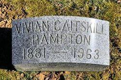 Vivian <i>Gaitskill</i> Hampton