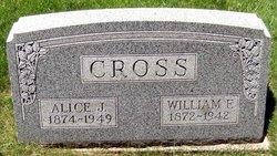 Alice J <i>Cayton</i> Cross