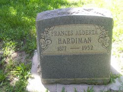 Frances Alberta Hardiman