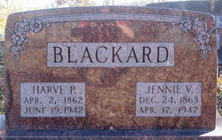Harvey Priestly Blackard