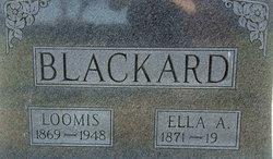 Loomis William Blackard