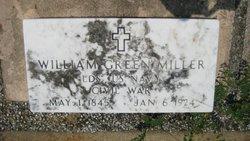 William Green Miller
