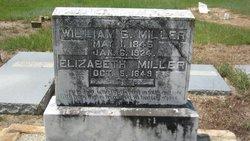 Elizabeth <i>Williams</i> Miller