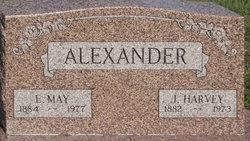 Emma May <i>Taylor</i> Alexander