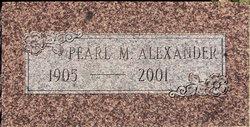 Pearl Marieta Alexander