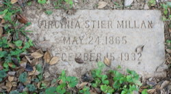 Virginia Ann Hammond <i>Stier</i> Millan