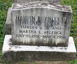 Hardin Burnley Arledge, III