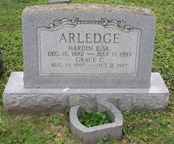 Hardin Burnley Arledge, Sr