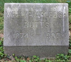 Mellye <i>Arledge</i> Butts
