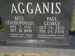 Bessie <i>Stathopoulous</i> Agganis