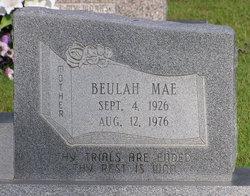 Beulah Mae <i>White</i> Flynn