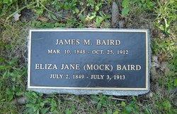 Eliza Jane <i>Mock</i> Baird
