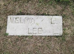 Mrs Velma Leola Auntie V <i>Wilkinson</i> Lee
