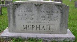 Rachel Isabel <i>Cook</i> McPhail