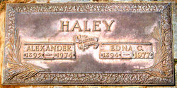 Edna C Haley