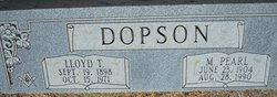 Minnie Pearl <i>Agnew</i> Dopson-Starritt