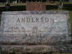 Karl Gustav Anderson