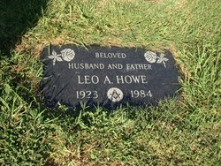 Leo Adelbert Pat Howe
