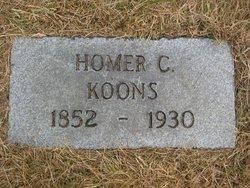 Homer C Koons