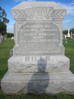 Mercy <i>Winegar</i> Bills