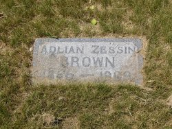 Adelina Lena <i>Zessin</i> Brown