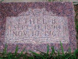 Iris Ethel <i>Bertling</i> Christian