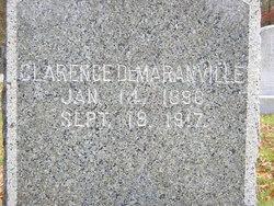 Clarence DeMaranville