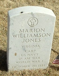 Marion Williamson Jones