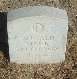 Donald Mark Patterson