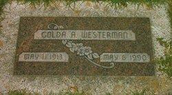 Golda A. Goldie Westerman