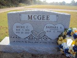 Dickie Charles McGee