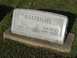 Howard Bert Boatright