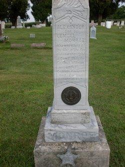 Alexander Monroe
