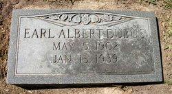 Earl Albert Dubus