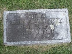 Mary A Bacinsky