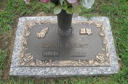 Bonnie B Hunt