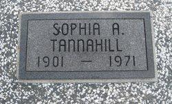 Sophia A. <i>Kesterson</i> Tannahill