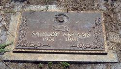 Shirley Abrams