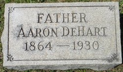 Aaron E DeHart