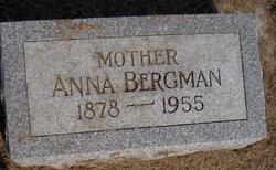 Anna Alvina Maria <i>Otto</i> Bergman