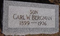 Carl W Bergman
