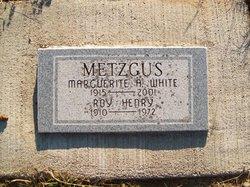 Marguerite A <i>White</i> Metzgus