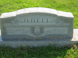 George L O'Dell