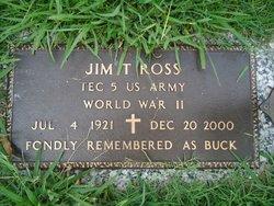 Jim T Buck Ross