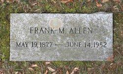 Frank M Allen