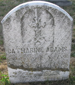 Catharine Adams
