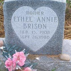 Ethel Annie <i>Deere</i> Brison