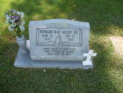Howard Ray Allen